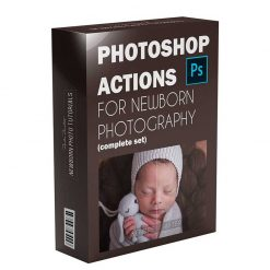 Photoshop actions for Newborn Photography