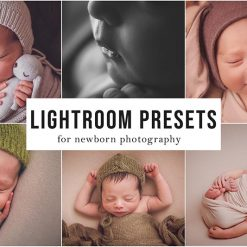 lightroom presets for newborn photography