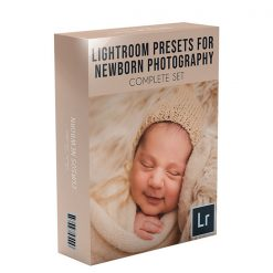 Lihgtroom presets for newborn photos